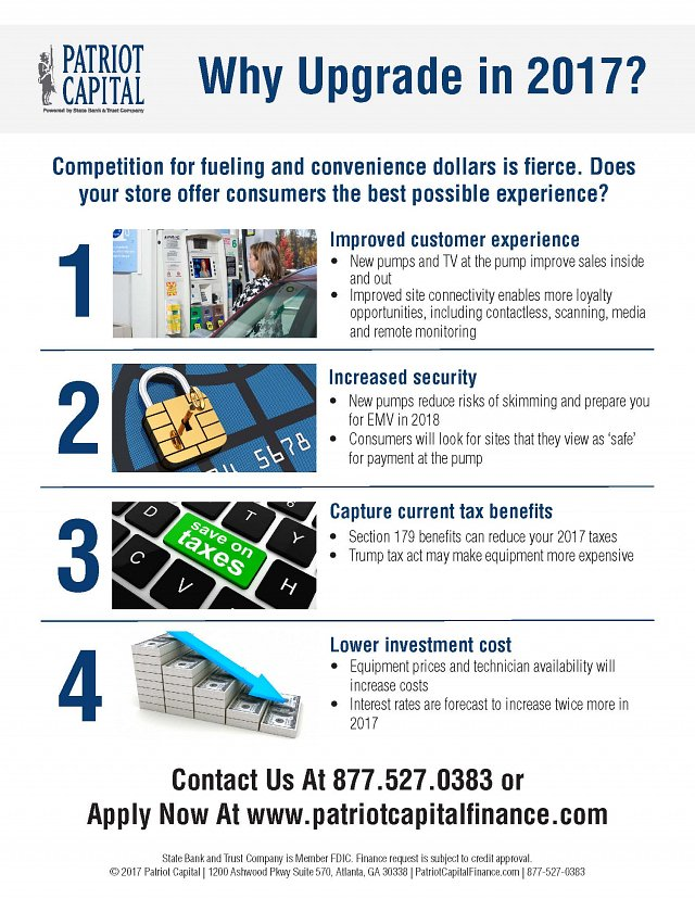 Competition for fueling and convenience dollars is fierce. Does your store offer consumers the best possible experience?